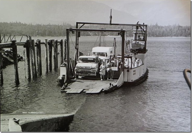 Ferries,BC Ferries,Buckley Bay,Denman,Gravelly Bay,history,Gulf Islands,and now you know,Catherine Graham